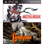 Metal Gear Solid + Castlevania Symphony Of The Night Ps3 Psn