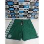 Calção De Jogo Palmeiras Verde Tam. Gg Original Adidas Novo