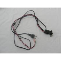 Chave Power(liga/desliga) Com Cabo Ac Toshiba Lc4045f/4046f