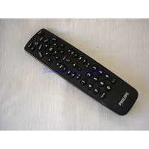 Controle Remoto Tv Cabo Dvd Philips - Usado E Funcionando