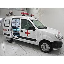 Renault Kangoo Ambulância Simples Remoção