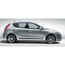 Kit Faixas Adesivos Hyundai I30 Sport I3040 - 3m - Decalx