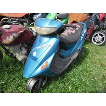 Par De Piscas Frontais P/ Scooter Agrale City.