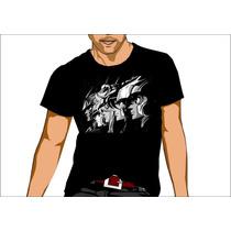 Camisa Camiseta Cdz: Cavaleiros Do Zodiaco #frete Grátis#