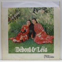 Lp Débora E Leia - Gratidão - 1987 - Voz Da Libertação