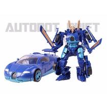 Boneco Transformers Autobot Drift Deluxe Pronta Entrega 18cm