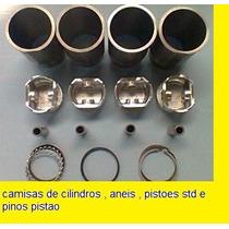 Kit Motor Cht 1.6 Std(gol;escort;corcel;del Rey;belina;voyag