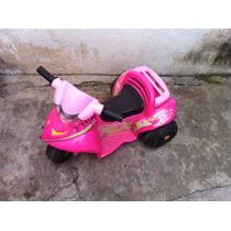 Moto Elétrica Triciclo Infantil