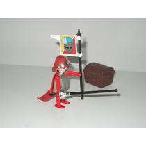 Playmobil Trol Medieval - Soldado Guerreiro Do Rei