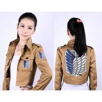 Jacketa Femina Attack On Titan Shingeki No Kyojin Recon