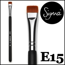Pincel Sigma - E15 - Flat Definer