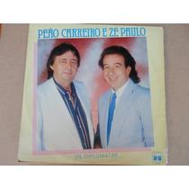 Peão Carreiro E Zé Paulo - 1988 - Lp