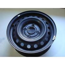 Roda De Ferro De Nissan Tiida Aro 15