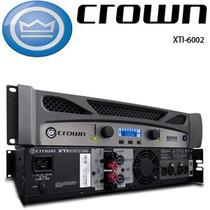 Amplificador Crown Xti 6002 Produto Com Garantia Brasil