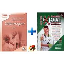 Bizu Comentado De Enfermagem + Expert De Enf. 5.000 Quetões