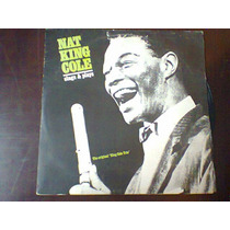 Lp Nat King Cole - Sings E Plays.