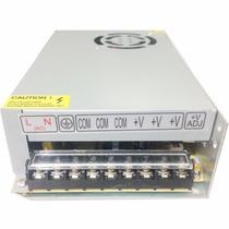 Fonte Chaveada 24v 10a 250 Watts 7a 8a 9a 24 Volts 6 Amperes