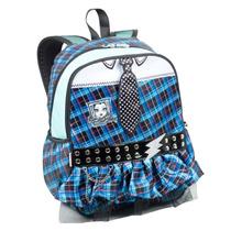 Mochila Escolar Monster High Frankie 64179 - Sestini