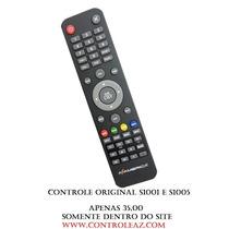 Controle Remoto S1001 - S1005 - 35,00 Original.