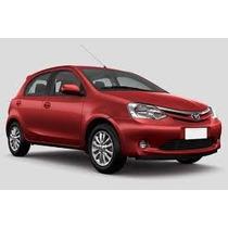 Para-lama Toyota Etios 2012/2014 Novo Importado