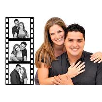 Banner Fotografico Para Casamento, Aniversarios, Batizado