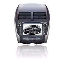 Central Multimidia Mitsubishi Asx Dvd Gps Bluetooth Camera3g