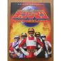 Dvd Esquadrão Relâmpago Changeman Vol. 1 (5 Dvds)