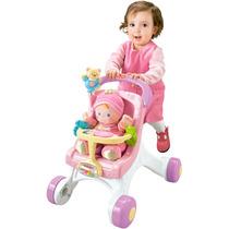 Brinquedo Primeiro Carrinho Bebê Menina Baby Fisher Price