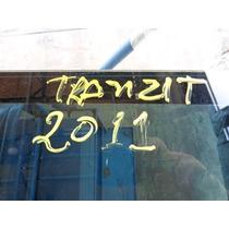 Vigia Traseiro Ford Transit 2011 Original