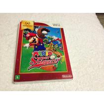 Mario Super Sluggers (nintendo Wii, 2008) Lacrado