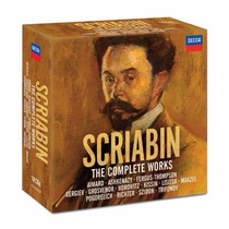 Alexander Scriabin Box Set 18 Cd