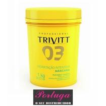 Máscara De Hidratação Intensiva Trivitt Nº 3 Da Itallian