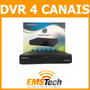 Dvr Stand Alone Neocam Nc7304 4 Canais Acesso Celular
