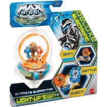 Max Steel - Turbo Fighters Deluxe - Mattel - Vários Modelos