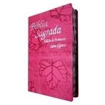 40 Bíblia Letra Gigante Luxo Com Índice Para Revender