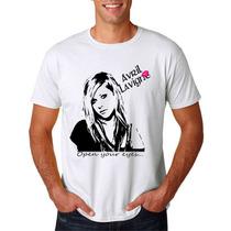 Camiseta Avril Lavigne