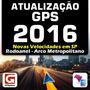 Atualização Gps 2016 3 Navegadores Igo8 Amigo Primo