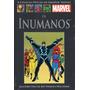 Marvel Salvat Capa Preta - Os Heróis + Poderosos Da Marvel +