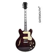 Guitarra Semiacústica Gatemouth Bw