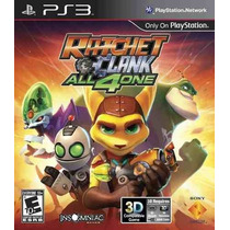 Ratchet & Clank: All 4 One - Ps3 - Lacrado - Frete 10,00
