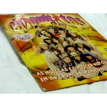 Figurinhas Do Album Chiquititas 1998