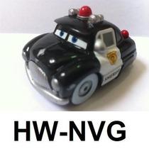 Disney Pixar Cars Mini Adventures Sheriff Xerife Policia