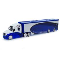 Caminhão Race Transporter Pro Rodz Maisto 1:64 11512-1-azul