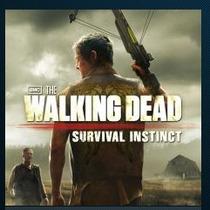 The Walking Dead Survival Instinct Ps3 Jogos Codigo Psn