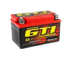 Bateria De Moto Biz 100es / Titan 125es / Titan 150ks / 4bs