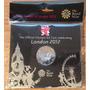 Moedas Olimpíadas E Paralimpíadas Londres 2012 5 Libras