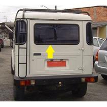 Borracha Do Vigia Toyota Bandeirante Perua E Jeep 92 À 2001