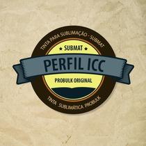 Nova Tinta Sublimatica C/ Perfil Icc -probulk Submat 100mlx4