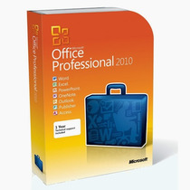 Chave De Ativação Office Professional Plus 2010 - Online