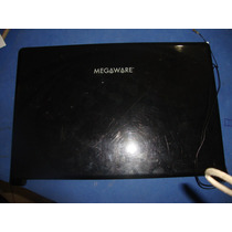 Tampa E Moldura Notebook Megaware Meganote 4129
